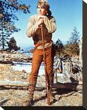 Fess Parker - Daniel Boone Stretched Canvas Print