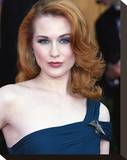 Evan Rachel Wood Stretched Canvas Print