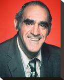 Abe Vigoda - Barney Miller Stretched Canvas Print