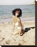 Elizabeth Taylor - Suddenly, Last Summer Stretched Canvas Print