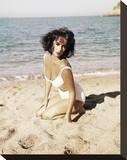 Elizabeth Taylor - Suddenly, Last Summer Stretched Canvas Print