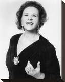 Kate Smith Stretched Canvas Print