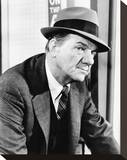 Karl Malden - The Streets of San Francisco Stretched Canvas Print