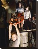 The Poseidon Adventure Stretched Canvas Print