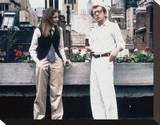 Annie Hall Stretched Canvas Print