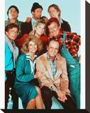 Bob Newhart - Bob Stretched Canvas Print