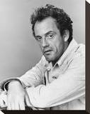 Christopher Lloyd - Taxi Stretched Canvas Print