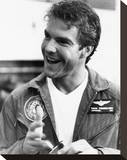 Dennis Quaid - Innerspace Stretched Canvas Print
