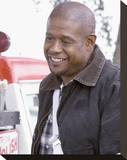 Forest Whitaker Stretched Canvas Print