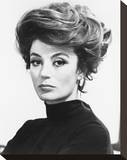 Anouk Aimee Stretched Canvas Print