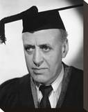 Alastair Sim Stretched Canvas Print