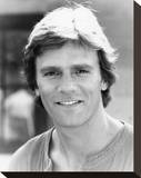 Richard Dean Anderson - MacGyver Stretched Canvas Print