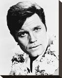 Jack Lord Stretched Canvas Print