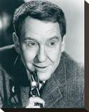 Burgess Meredith Stretched Canvas Print