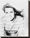Elizabeth Montgomery Stretched Canvas Print