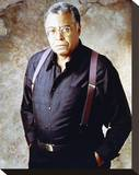 James Earl Jones Stretched Canvas Print