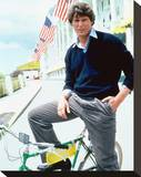 Christopher Reeve Stretched Canvas Print