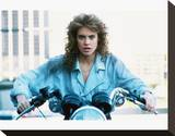 Catherine Stewart Stretched Canvas Print
