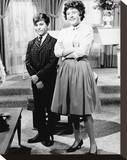 The Patty Duke Show Stretched Canvas Print