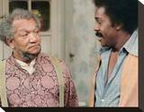 Sanford and Son Stretched Canvas Print