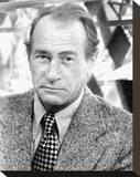 Darren McGavin Stretched Canvas Print