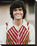 Donny Osmond Stretched Canvas Print