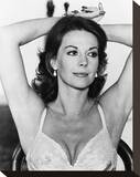 Natalie Wood - From Here to Eternity Stretched Canvas Print