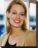 Jeri Ryan Stretched Canvas Print