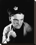 James Cagney - The Public Enemy Stretched Canvas Print
