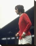 George Best Stretched Canvas Print