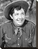 Andy Devine - Buck Benny Rides Again Stretched Canvas Print