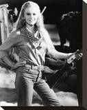 Ann-Margret - The Train Robbers Stretched Canvas Print