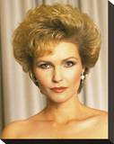 Fiona Fullerton Stretched Canvas Print