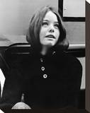 Susan Dey - The Partridge Family Stretched Canvas Print