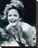 Valerie Perrine Stretched Canvas Print