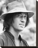 David Carradine Stretched Canvas Print