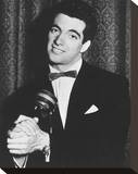 Frankie Vaughan Stretched Canvas Print