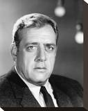 Raymond Burr - Ironside Stretched Canvas Print