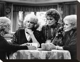 The Golden Girls Stretched Canvas Print