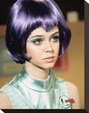 Gabrielle Drake - UFO Stretched Canvas Print