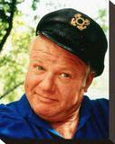 Alan Hale Jr. Stretched Canvas Print