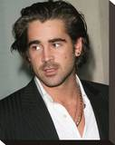 Colin Farrell Stretched Canvas Print