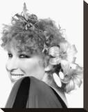Bette Midler - Bette Midler in Concert: Diva Las Vegas Stretched Canvas Print