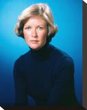 Barbara Bel Geddes Stretched Canvas Print