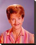 Ann B. Davis - The Brady Bunch Stretched Canvas Print