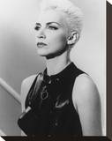 Annie Lennox Stretched Canvas Print