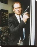 Fred Dryer - Hunter Stretched Canvas Print