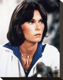 Kate Jackson - Charlie's Angels Stretched Canvas Print