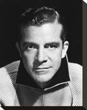 Dana Andrews Stretched Canvas Print