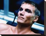 Dolph Lundgren - Universal Soldier Stretched Canvas Print